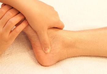 כאב בכף הרגל