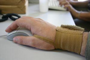 כאב בכף היד