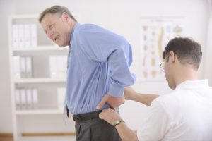 טיפול מוקדם לכאבי גב תחתון