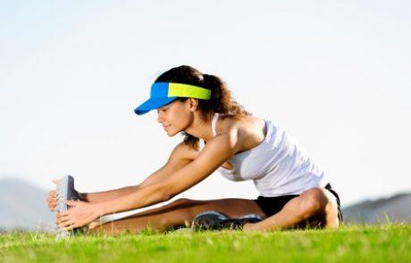 כאבי שרירים לאחר פעילות גופנית